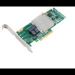 Microsemi 8805E RAID controller PCI Express x8 3.0 12 Gbit/s