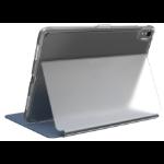 Speck Balance Folio Clear Apple iPad Pro 11 inch (2018) Marine Blue/Clear 122012-7399