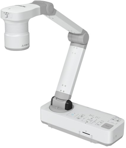 "Epson ELPDC21 1/2.7"" CMOS White document camera"