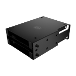 Cooler Master Horizonal SSD Cage (2 bay)
