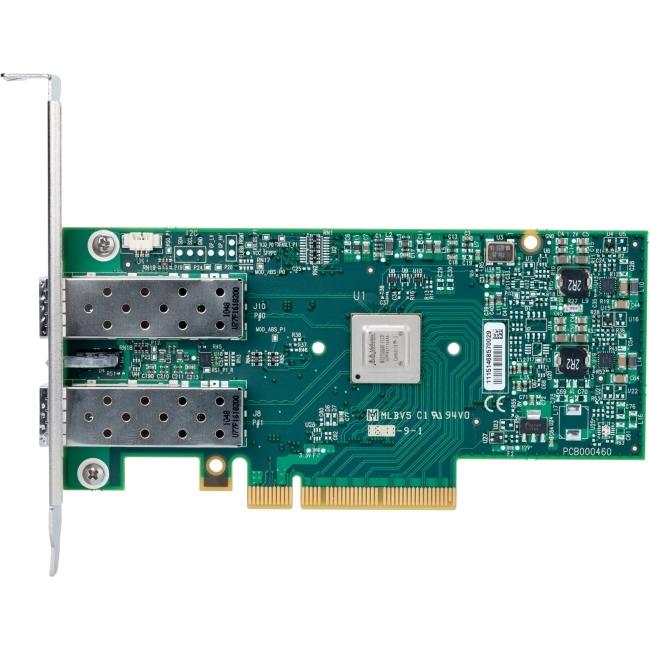 Mellanox Technologies MCX312B-XCCT networking card Fiber 10000 Mbit/s Internal