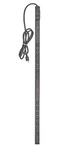 APC Basic Rack 4.992kVA unidad de distribución de energía (PDU) Negro