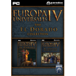 Paradox Interactive Europa Universalis IV: El Dorado Collection Linux/Mac/PC
