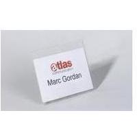 Durable 8224-19 Polystyrene 10pc(s) identity badge/badge holder