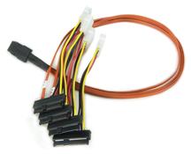 Broadcom CBL-SAS8087OCF-06M 0.6m Serial Attached SCSI (SAS) cable