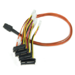 Broadcom CBL-SAS8087OCF-06M 0.6m Serial Attached SCSI (SAS) cable