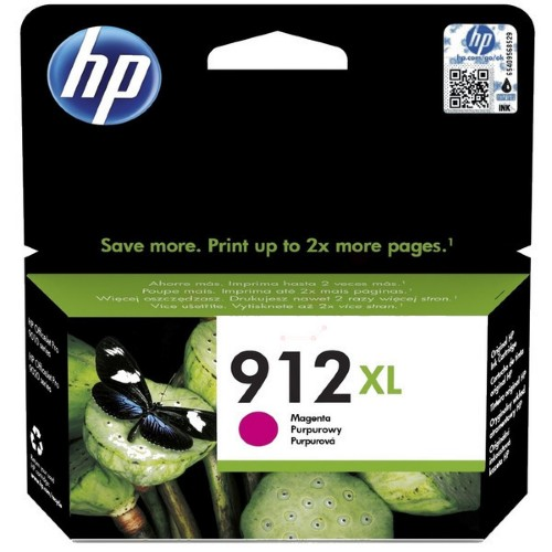 HP 3YL82AE (912XL) Ink cartridge magenta, 825 pages