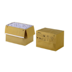 Rexel Recyclable Shredder Waste Sacks 50 Litre Capacity (50)