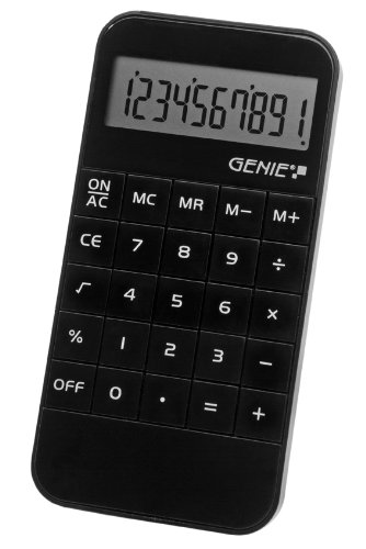 Genie Value Genie 40 B 10-digit pocket calculator 12121