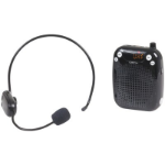 Generic Portable Wireless UHF Microphone Headset System