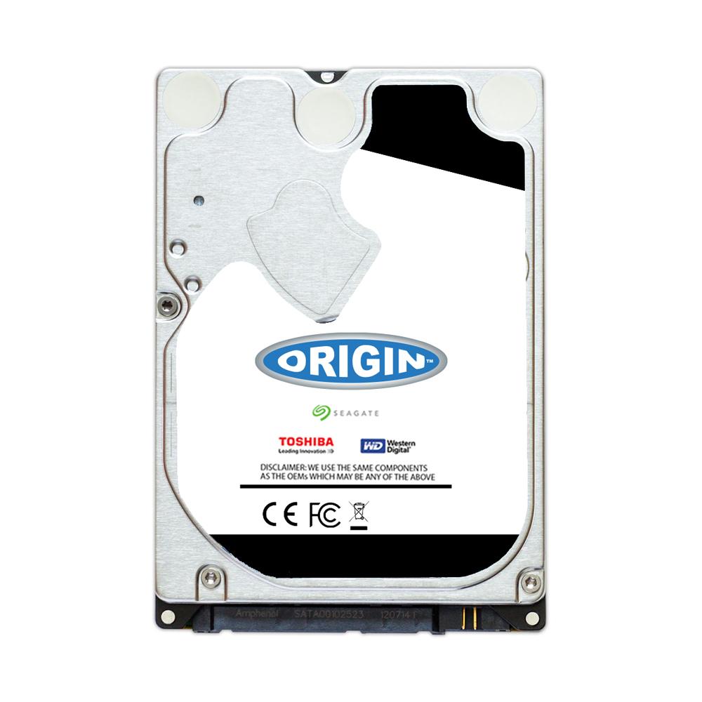 Origin Storage 1TB Latitude E5400/E5500 Y550 2.5in 5.4K SATA HD Kit