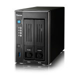 Thecus N2810 NAS Tower Ethernet LAN Black