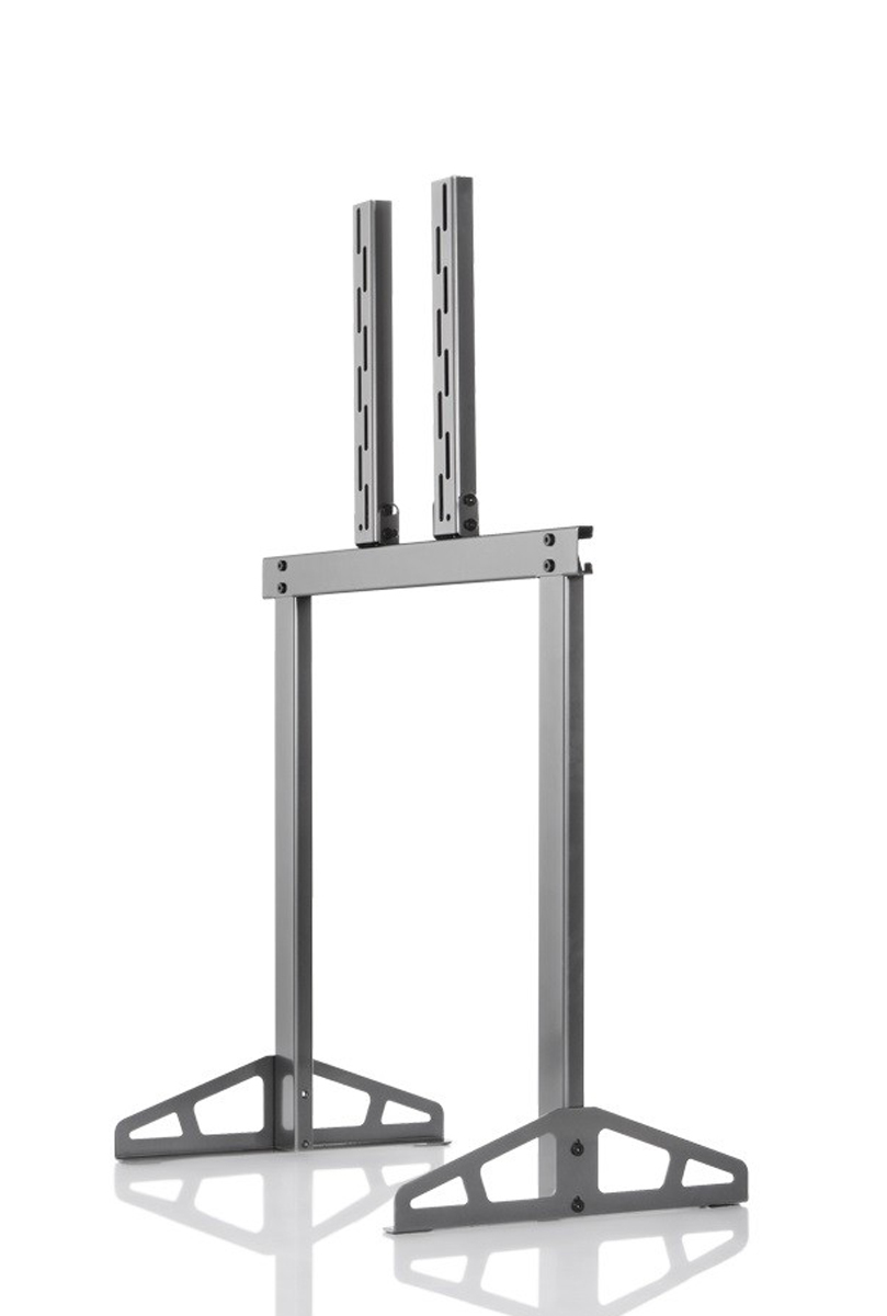 Playseats R.AC.00088 Fixed flat panel floor stand Stainless steel flat panel floorstand
