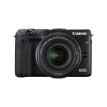 Canon EOS M3 EF-M 15-45 STM SLR Camera Kit 24.2MP CMOS 6000 x 4000pixels Black