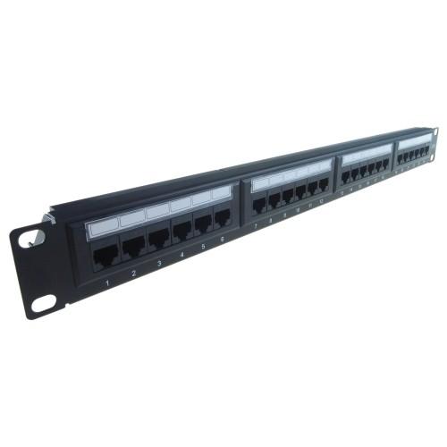CONNEkT Gear 90-0030/LB patch panel 1U