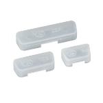Black Box CDC00100-25PAK equipment dust cover Translucent,White