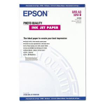 Epson Photo Quality Ink Jet Paper, DIN A3+, 102g/m², 100 Sheets photo paper