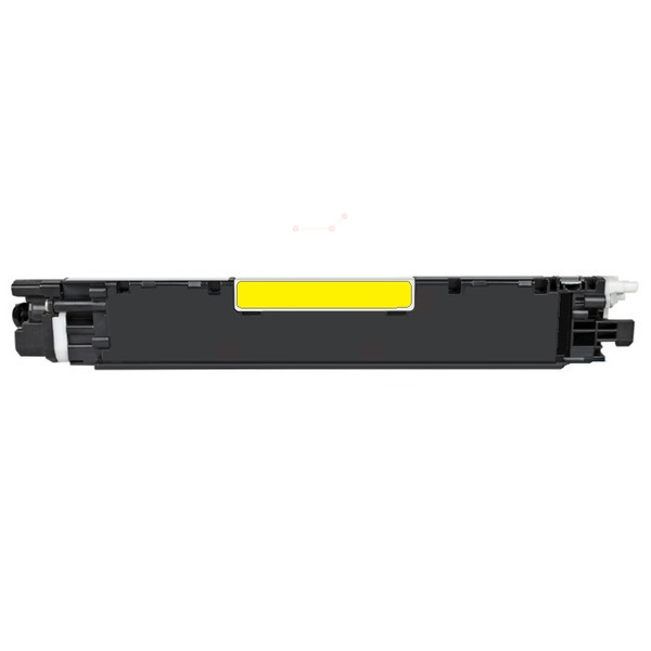 Dataproducts DPCCP1025YE compatible Toner yellow, 1000 pages, 310gr (replaces HP 126A)