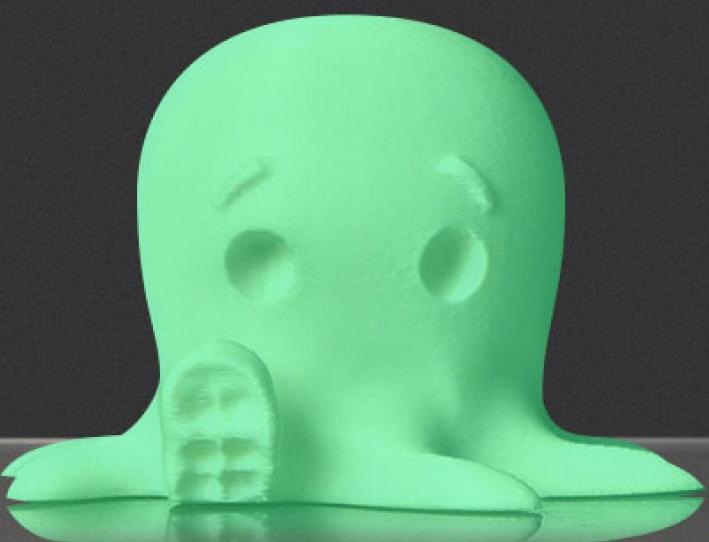 MakerBot MP05795 Polylactic acid (PLA) Green 220g