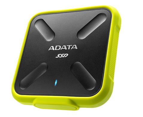 ADATA SD700 1000 GB Yellow