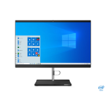 "Lenovo V50a 54.6 cm (21.5"") 1920 x 1080 pixels 10th gen Intel® Core™ i5 8 GB DDR4-SDRAM 256 GB SSD All-in-One PC Windows 10 Pro Wi-Fi 5 (802.11ac) Black"