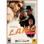 Rockstar Games L.A. Noire: The VR Case Files Videospiel PC Standard