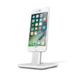 TwelveSouth HiRise For  iPhone & iPad 2 mobile device dock station Tablet/Smartphone Silver