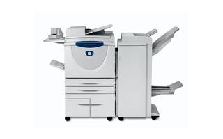 Xerox OFFLINE-STAPLER output stacker