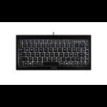 Cherry KC 4020 USB QWERTY UK English Black