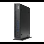 Acer Veriton N N4640G 3.2GHz i3-6100T 1.3L sized PC Black Mini PC