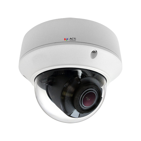 ACTi Z83 security camera IP security camera Outdoor Dome 1920 x 1080 pixels Ceiling/wall