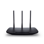 TP-LINK TL-WR940N draadloze router Single-band (2.4 GHz) Fast Ethernet Zwart