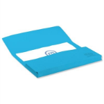 Elba 100090140 folder Polypropylene (PP) Blue