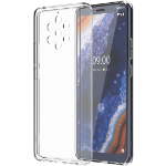 "Nokia Premium Clear mobile phone case 15.2 cm (5.99"") Cover Transparent"