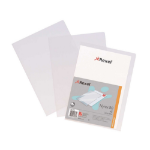 Rexel Nyrex™ 80 Letter File Folders Clear (25)