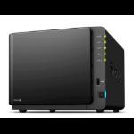 Synology DiskStation DS415+ NAS/storage server Ethernet LAN Desktop Black