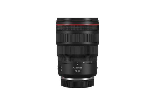 Canon RF 24-70mm F2.8 L IS USM SLR Standard zoom lens Black