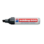 Edding 500 permanent marker Black 10 pc(s)