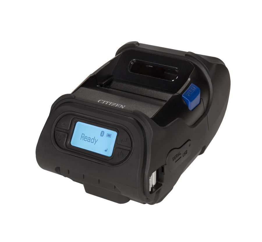 Citizen CMP-25L label printer Direct thermal 203 x 203 DPI
