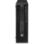 HP Z240 SFF Intel® Xeon® E3 v6 E3-1245V6 16 GB DDR4-SDRAM 256 GB SSD Black Workstation Windows 10 Pro