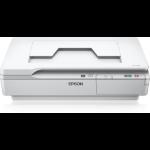 Epson WorkForce DS-5500 Flatbed scanner 1200 x 1200 DPI A4 White