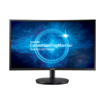 "Samsung C27FG70FQU 27"" Full HD LED Curved Black computer monitor"