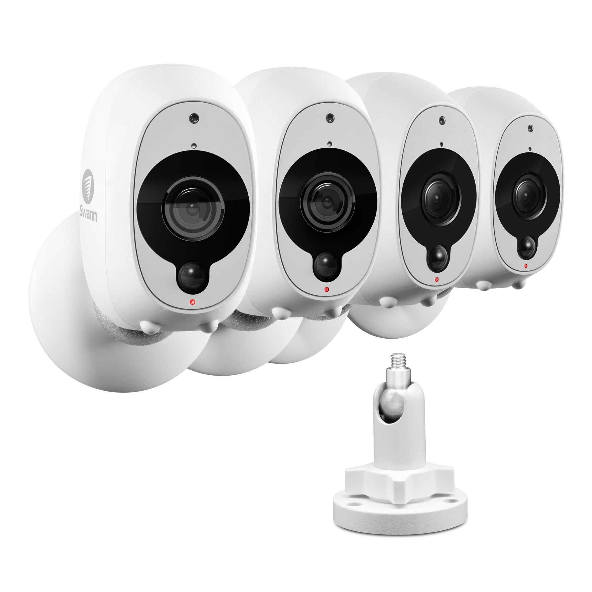 Swann SWWHD-INTCM1STPK4 IP security camera Outdoor Dome Ceiling/Wall