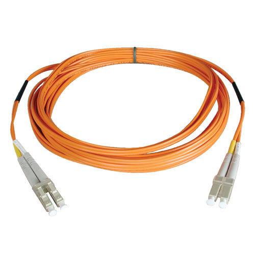Tripp Lite Duplex Multimode 62.5/125 Fiber Patch Cable (LC/LC), 30M