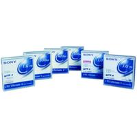 Sony LTX2500G blank data tape LTO 2500 GB