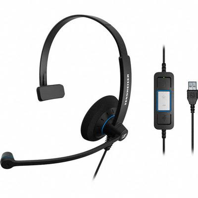 Sennheiser SC 30 USB CTRL Monaural Head-band Black