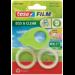 TESA 58241 Plastic Green tape dispenser