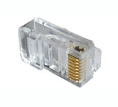 Lindy 62400 RJ-45 M wire connector