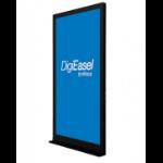 "Infocus JTouch DigiEasel Digital signage flat panel 40"" LED Full HD Black"