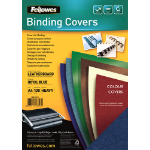 Fellowes Delta binding cover A4 Paper Blue 100 pc(s)